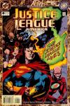 Justice League #8 comic books - cover scans photos Justice League #8 comic books - covers, picture gallery