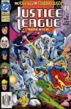 Justice League #64 comic books - cover scans photos Justice League #64 comic books - covers, picture gallery