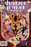 Justice League #73 comic books - cover scans photos Justice League #73 comic books - covers, picture gallery