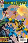 Justice League #87 comic books - cover scans photos Justice League #87 comic books - covers, picture gallery