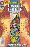 Justice League #89 comic books for sale