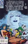 Justice League #91 comic books - cover scans photos Justice League #91 comic books - covers, picture gallery