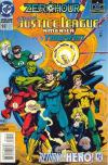 Justice League #92 Comic Books - Covers, Scans, Photos  in Justice League Comic Books - Covers, Scans, Gallery