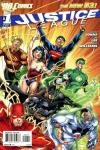 Justice League #1 Comic Books - Covers, Scans, Photos  in Justice League Comic Books - Covers, Scans, Gallery