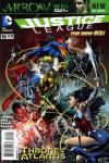 Justice League #16 comic books - cover scans photos Justice League #16 comic books - covers, picture gallery