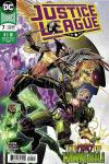 Justice League #7 comic books for sale