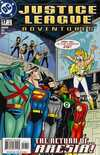 Justice League Adventures #17 comic books - cover scans photos Justice League Adventures #17 comic books - covers, picture gallery