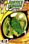 Justice League Europe #13 comic books for sale