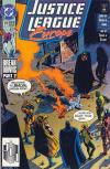 Justice League Europe #29 comic books for sale