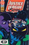 Justice League Europe #30 comic books for sale