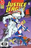 Justice League Europe #38 Comic Books - Covers, Scans, Photos  in Justice League Europe Comic Books - Covers, Scans, Gallery