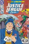 Justice League Europe #43 comic books for sale
