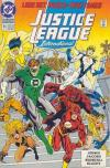 Justice League Europe #51 comic books for sale