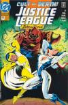 Justice League Europe #52 comic books - cover scans photos Justice League Europe #52 comic books - covers, picture gallery