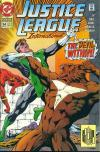 Justice League Europe #54 comic books - cover scans photos Justice League Europe #54 comic books - covers, picture gallery