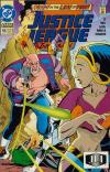 Justice League Europe #55 comic books - cover scans photos Justice League Europe #55 comic books - covers, picture gallery
