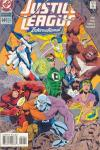 Justice League Europe #60 comic books - cover scans photos Justice League Europe #60 comic books - covers, picture gallery