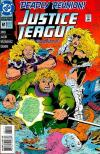 Justice League Europe #61 Comic Books - Covers, Scans, Photos  in Justice League Europe Comic Books - Covers, Scans, Gallery