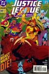 Justice League Europe #64 comic books - cover scans photos Justice League Europe #64 comic books - covers, picture gallery