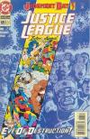 Justice League Europe #65 comic books for sale