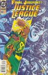 Justice League Europe #66 comic books for sale