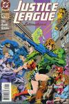Justice League Europe #67 comic books - cover scans photos Justice League Europe #67 comic books - covers, picture gallery