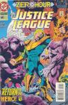 Justice League Europe #68 comic books - cover scans photos Justice League Europe #68 comic books - covers, picture gallery
