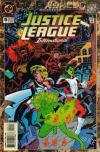 Justice League Europe #5 comic books - cover scans photos Justice League Europe #5 comic books - covers, picture gallery
