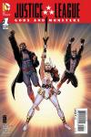 Justice League: Gods and Monsters Comic Books. Justice League: Gods and Monsters Comics.