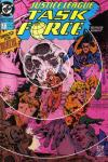 Justice League Task Force #2 Comic Books - Covers, Scans, Photos  in Justice League Task Force Comic Books - Covers, Scans, Gallery
