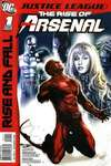 Justice League: The Rise of Arsenal #1 Comic Books - Covers, Scans, Photos  in Justice League: The Rise of Arsenal Comic Books - Covers, Scans, Gallery