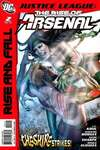 Justice League: The Rise of Arsenal #2 comic books - cover scans photos Justice League: The Rise of Arsenal #2 comic books - covers, picture gallery