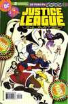Justice League Unlimited #2 comic books - cover scans photos Justice League Unlimited #2 comic books - covers, picture gallery