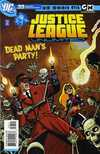 Justice League Unlimited #33 comic books - cover scans photos Justice League Unlimited #33 comic books - covers, picture gallery