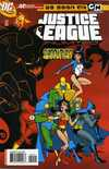 Justice League Unlimited #40 comic books - cover scans photos Justice League Unlimited #40 comic books - covers, picture gallery