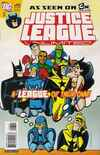 Justice League Unlimited #43 comic books - cover scans photos Justice League Unlimited #43 comic books - covers, picture gallery