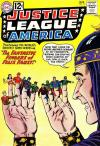 Justice League of America #10 comic books - cover scans photos Justice League of America #10 comic books - covers, picture gallery
