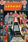 Justice League of America #100 comic books - cover scans photos Justice League of America #100 comic books - covers, picture gallery