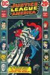 Justice League of America #101 comic books - cover scans photos Justice League of America #101 comic books - covers, picture gallery
