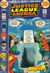 Justice League of America #103 comic books - cover scans photos Justice League of America #103 comic books - covers, picture gallery