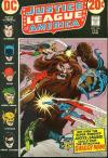 Justice League of America #104 comic books - cover scans photos Justice League of America #104 comic books - covers, picture gallery