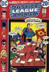 Justice League of America #105 comic books - cover scans photos Justice League of America #105 comic books - covers, picture gallery