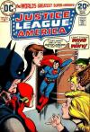 Justice League of America #109 comic books - cover scans photos Justice League of America #109 comic books - covers, picture gallery