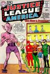 Justice League of America #11 comic books - cover scans photos Justice League of America #11 comic books - covers, picture gallery