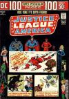 Justice League of America #110 comic books - cover scans photos Justice League of America #110 comic books - covers, picture gallery