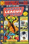 Justice League of America #112 comic books - cover scans photos Justice League of America #112 comic books - covers, picture gallery