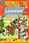 Justice League of America #116 comic books - cover scans photos Justice League of America #116 comic books - covers, picture gallery