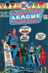 Justice League of America #122 comic books - cover scans photos Justice League of America #122 comic books - covers, picture gallery