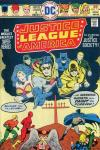 Justice League of America #124 comic books - cover scans photos Justice League of America #124 comic books - covers, picture gallery