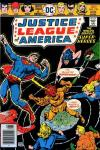 Justice League of America #133 comic books - cover scans photos Justice League of America #133 comic books - covers, picture gallery